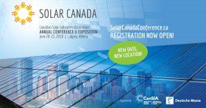 solar canada conference calgary 2018