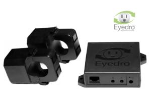 Eyedro EHEM1-LV ethernet connected 2 sensor residential electricity monitor