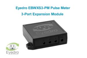 EBWXS3-PM 3-port pulse meter expansion module