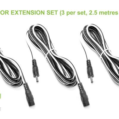 ESWEXT-2500 Sensor Extension Set of 3