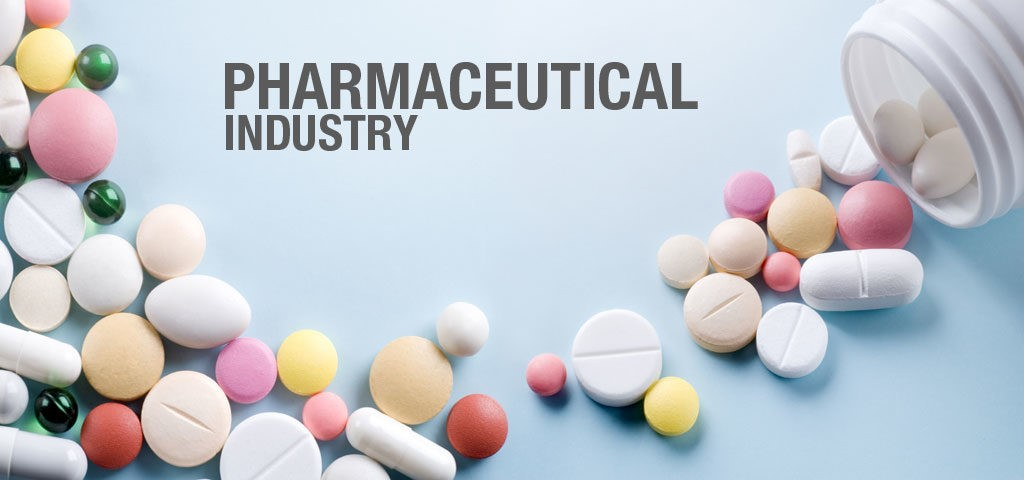 machine utilization for the pharmaceutical industry