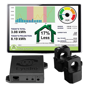 EHEM1-LV Eyedro home energy monitor