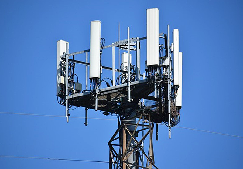 Cell Tower Energy Usage