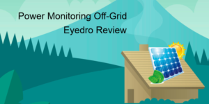 Eyedro off grid energy monitoring